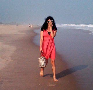 A1 beach walk